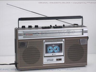 夏普 SHARP GF-6060 HB 收录机