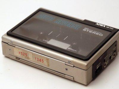 爱华 AIWA HS-P02 磁带随身听