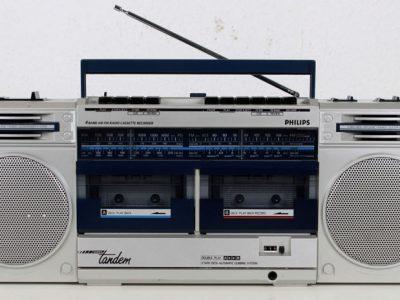 飞利浦 PHILIPS D8334 收录机