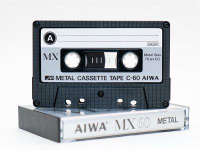 AIWA MX60 盒式录音带