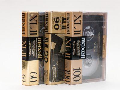 盒式录音带合集