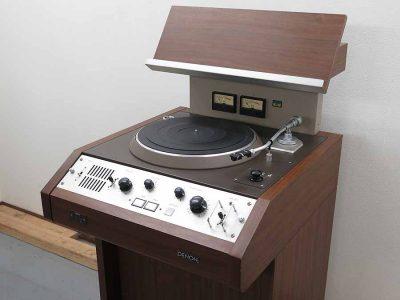 天龙 DENON DN-308F / DL-103 开盘机