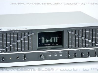 JVC SEA-80 Graphic Equalizer 10段图形均衡器