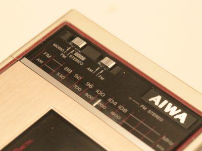 爱华 AIWA HS-J02 磁带随身听