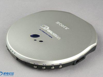 索尼 SONY D-E990 CD随身听