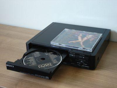 索尼 SONY CDP-S107 CD小台机