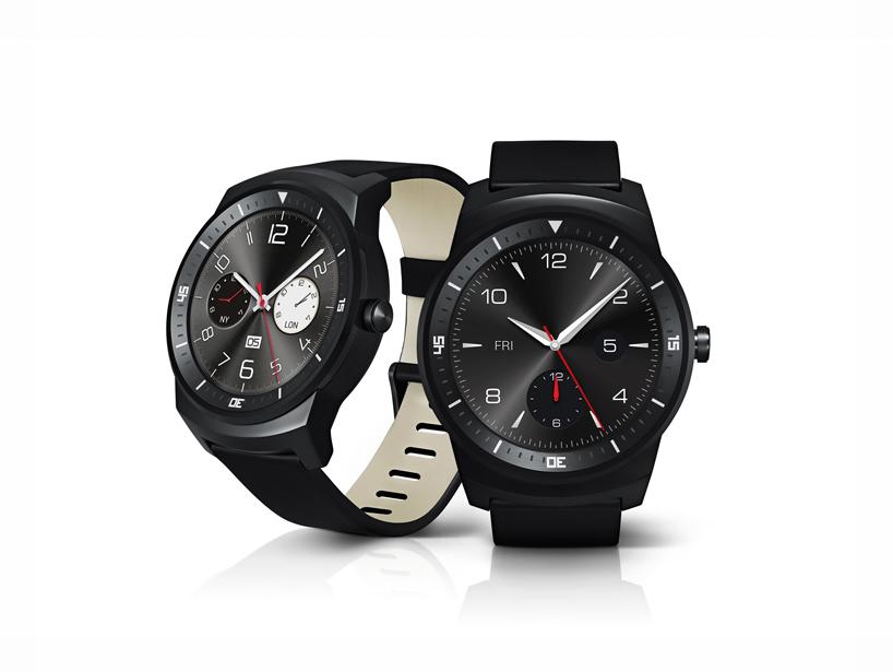 LG 圆形智能手表勾起人们对传统钟表的回忆