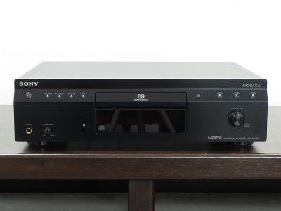 索尼 SONY SCD-XA5400ES SACD播放机