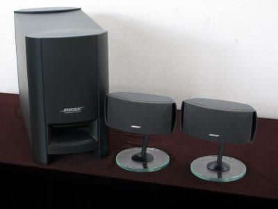 BOSE FreeStyle (3.2.1 SPEAKER) 音箱系统