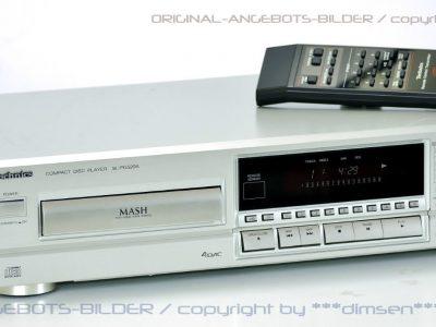 松下 Technics SL-PG520A CD播放机