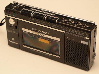 松下 Panasonic RX2700 磁带随身听
