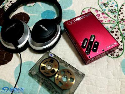 索尼 SONY WM-DD + AIWA J303 随身听