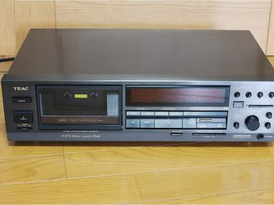 TEAC V-870 高级三磁头卡座