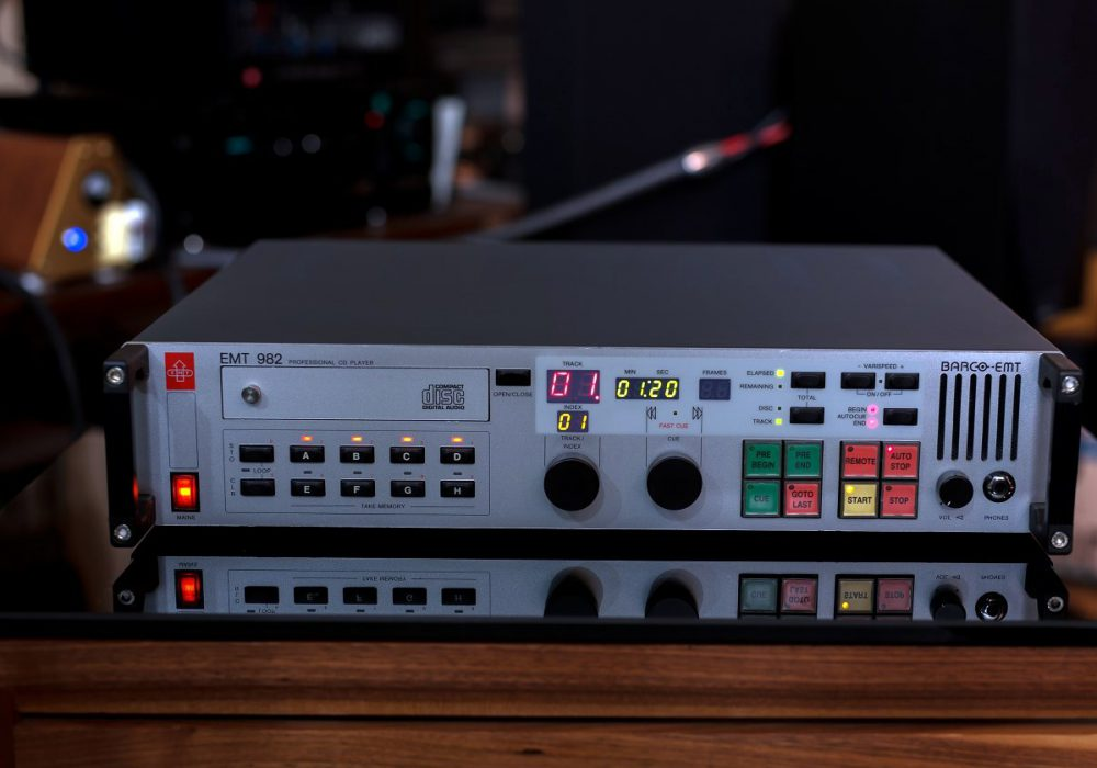 EMT 982 CD播放机