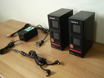 索尼 SONY SRS-50 随身听便携有源音箱