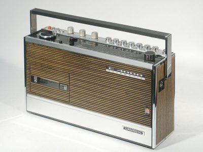 根德 GRUNDIG C4000 收录机