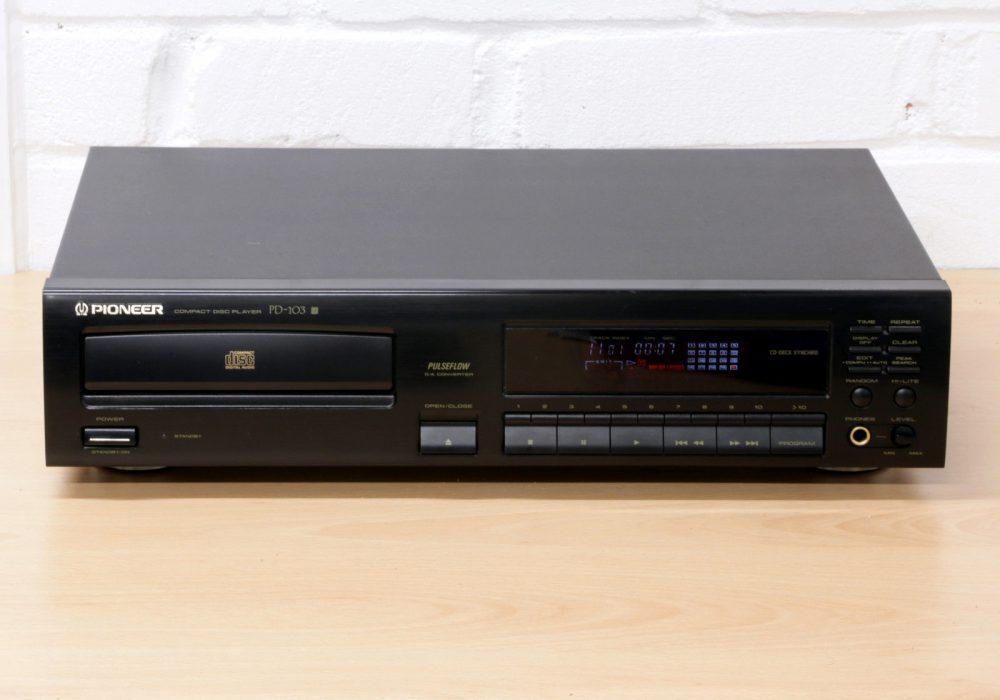 先锋 PIONEER PD-103 CD播放机