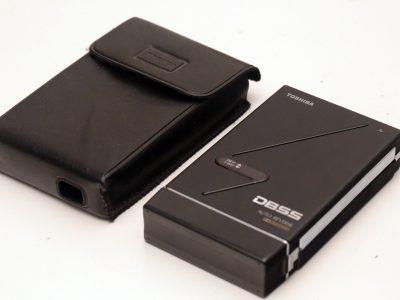 东芝 Toshiba KT-4188 磁带随身听