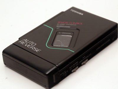 东芝 Toshiba KT-4177 磁带随身听