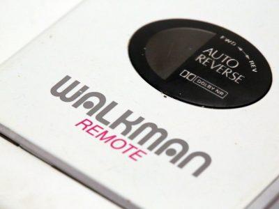 索尼 SONY WM-109 磁带随身听