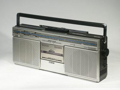 飞利浦 PHILIPS D8110 立体声收录机