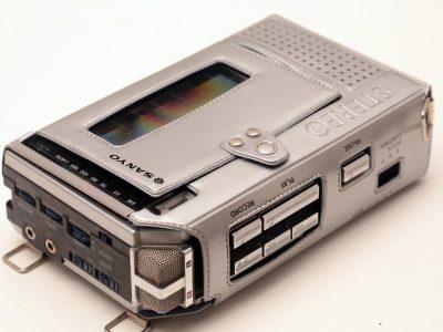三洋 SANYO M-G70 磁带随身听