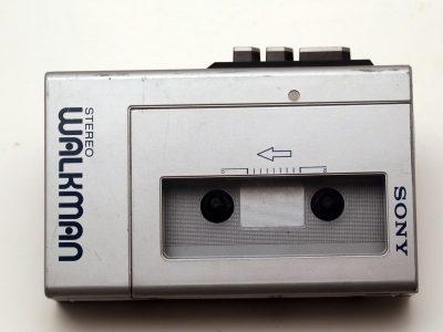 索尼 SONY WM-4 磁带随身听