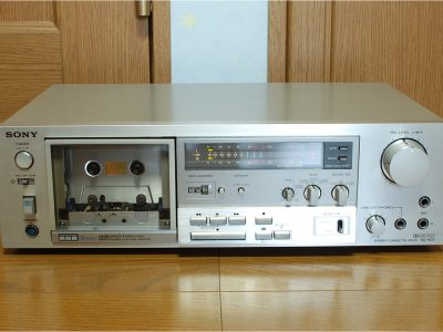 索尼 SONY TC-K71 三磁头卡座