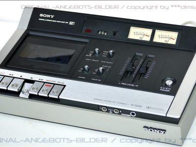 索尼 SONY TC-135SD 古典卡座