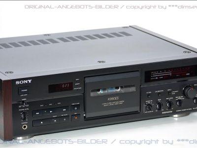 索尼 SONY TC-K990ES 高级三磁头卡座
