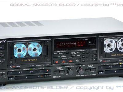 索尼 SONY TC-WR950 高级双卡座