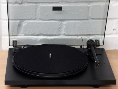 Pro-Ject Essential 黑胶唱机