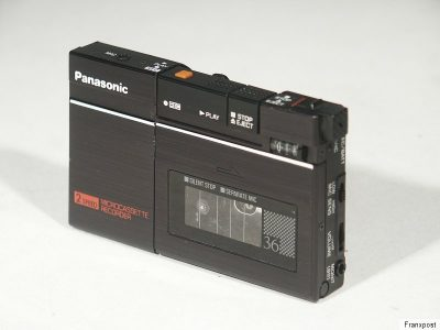 松下 PANASONIC RN-Z36 SELTENER 微型磁带录音机