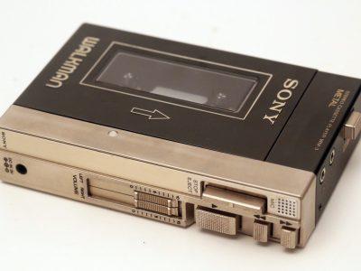 索尼 SONY WM-3 磁带随身听