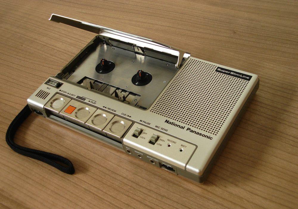 松下 National Panasonic  RQ-2720 磁带录音机