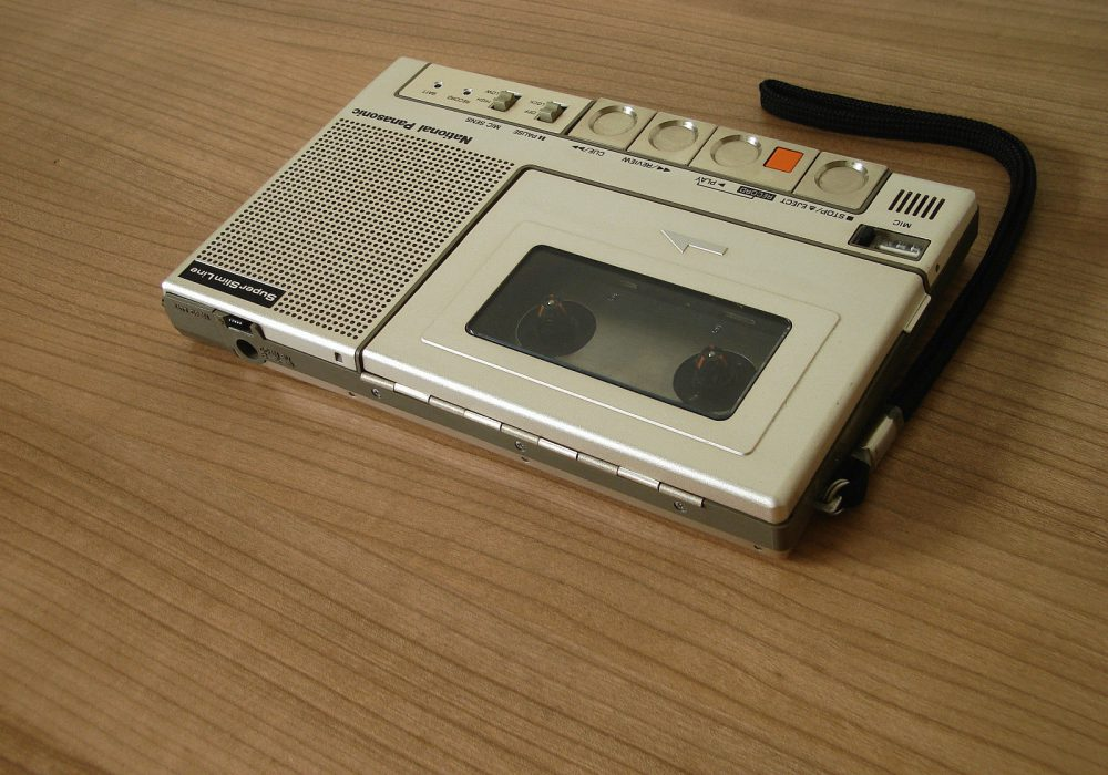 松下 National Panasonic  RQ-2720 磁带录音机