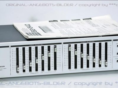 先锋 PIONEER SG-540 图形均衡器