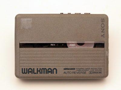 索尼 SONY WM-503 磁带随身听