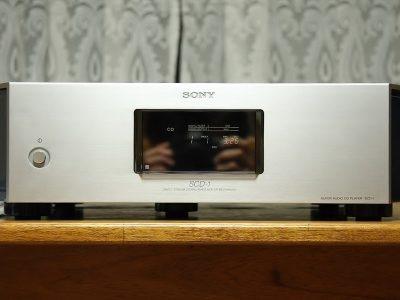 索尼 SONY SCD-1 高级SACD播放机