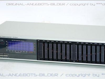 松下 Technics SH-8044 频谱图形均衡器