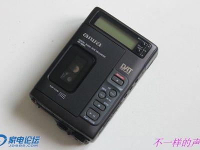 爱华 aiwa HD-S200 DAT随身听