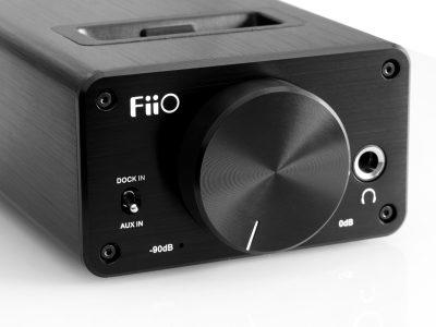 飞傲(Fiio)台式耳放/解码器 QOGIR-E09K