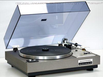马兰士 MARANTZ 6100 古董 High-End 黑胶唱机
