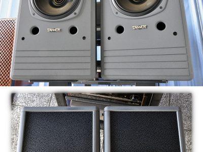 天朗 TANNOY System 8 NFMⅡ 经典同轴书架音箱
