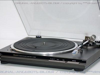 松下 Technics SL-QD33R 黑胶唱机+EPS-30ES唱臂