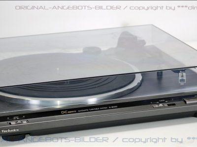 松下 Technics SL-BD20D 黑胶唱机 + EPS-34CS 唱臂