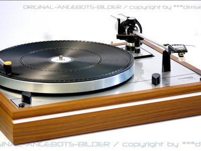 多能士 THORENS TD147 黑胶唱机