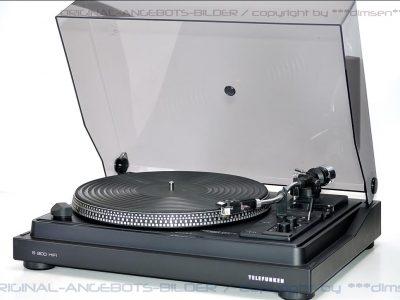德律风根 TELEFUNKEN S900 黑胶唱机+Ortofon F15O mkII 唱头