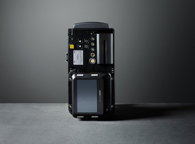 ALPA 12 FPS camera adapts for third party lenses and digital backs