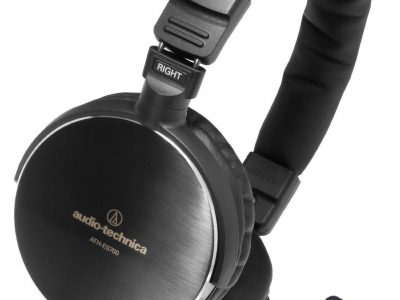 铁三角 audio-technica ATH-ES700 头戴耳机